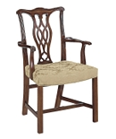 Carolina Chippendale Arm Chair