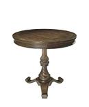 Spoleto Round Lamp Table