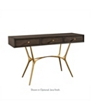 Agnes Console with Wood Drawer Fronts