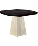 Lark Dining Table Top / 1 Pedestal