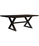 Suit Dining Table Base and Freya Dining Table Top 76""