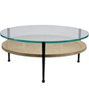 Auden Round Cocktail Table