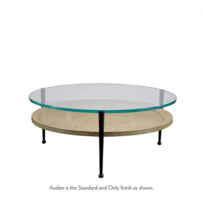 Groovy Auden Round Cocktail Table From The Hable For Hickory Chair Caraccident5 Cool Chair Designs And Ideas Caraccident5Info
