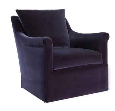 Jules Dressmaker Swivel Chair