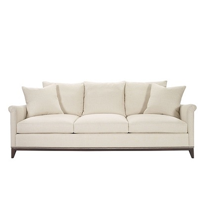 Hickory chair jules sofa home the honoroak for Sectional sofa hickory chair