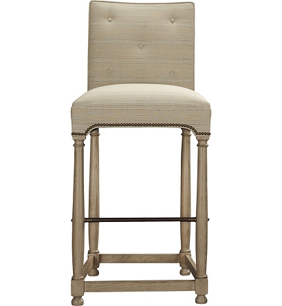 Outstanding Marit Bar Stool From The Atelier Collection By Hickory Chair Ibusinesslaw Wood Chair Design Ideas Ibusinesslaworg