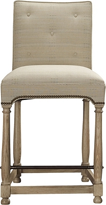 Marit Counter Stool from the Atelier collection by Hickory Chair