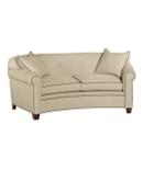 Christian Curved Sofa