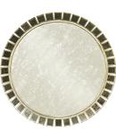 Soleil Round Mirror