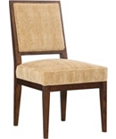 Mariette Upholstered Back Side Chair