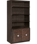 Sharon Bookcase Grades 92-95* Leather