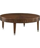 Kiam Round Cocktail Table