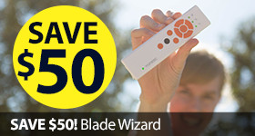 Save Sale $50 Discount Blade Wizard
