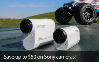 SONY Action Cam Sale