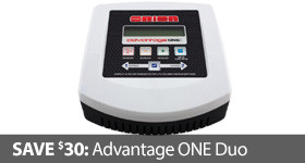 Save $30 off Team Orion Advantage ONE Duo AC/DC