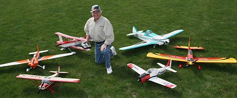 Jim Booker and the planes he reviews in this Buying Guide