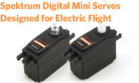 Spektrum Digital Mini Servos