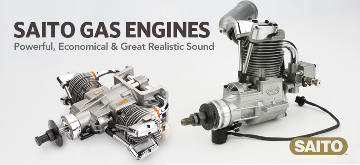 Saito Gas Engines