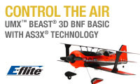 UMX Beast 3D