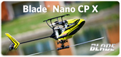 Blade Nano CP X