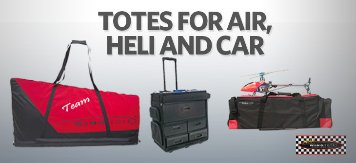 Wing Totes
