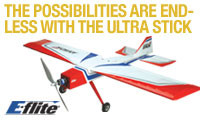 E-flite Ultra Sticks