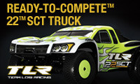 Team Losi Racing 22SCT Ready-to-Compete