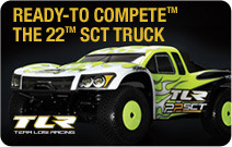 Team Losi Racing RTC 22 SCT