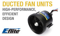 E-flite Ducted Fans