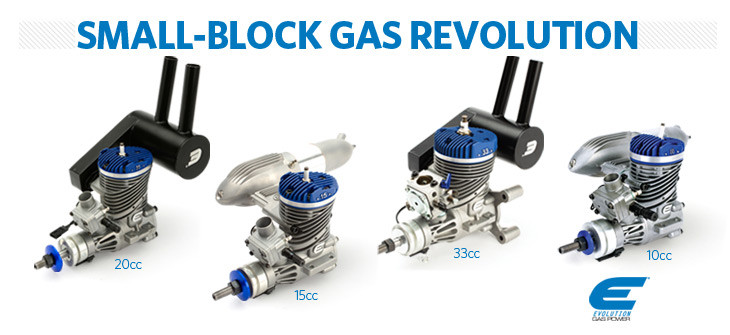Evolution Gas Engines
