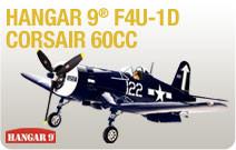 Hangar 9 F4U-1D Corsair 60cc ARF