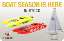 Boat Season is Here!