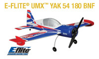 UMX Yak 54 180