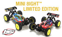 Losi Adam Drake Dakota Phend Limited Edition Mini 8IGHT