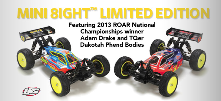 Losi Phend Drake Limited Edition