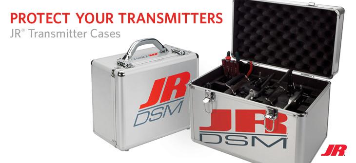 JR Transmitter Cases