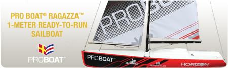 Pro Boat Ragazza