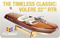 Pro Boat Volere RTR