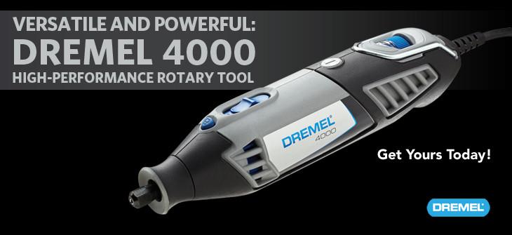 Dremel 4000 Moto Tool
