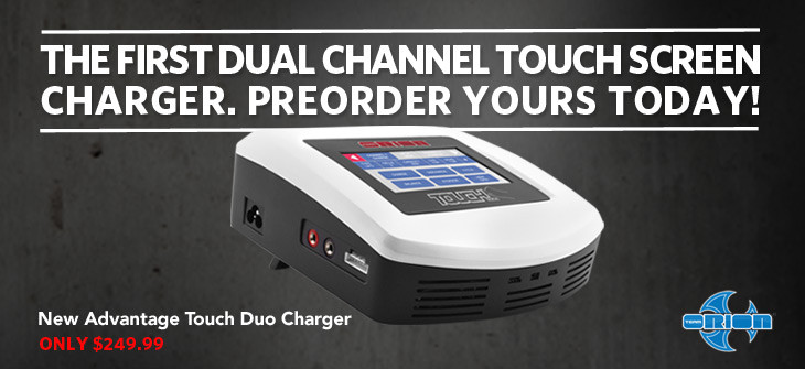 Orion Touch Duo Charger