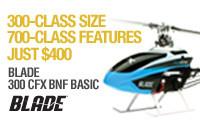 Blade 300 CFX
