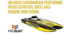 Pro Boat Rockstar 48