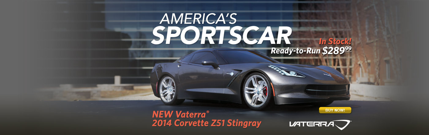 2014 Chevrolet Corvette Stingray RTR