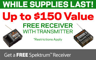 Free Spektrum receiver