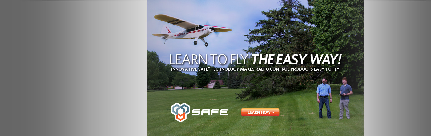 Learn to Fly with SAFE Technology