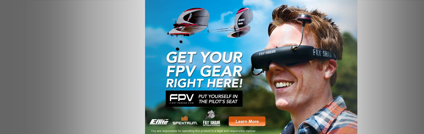 Get your FPV gear here
