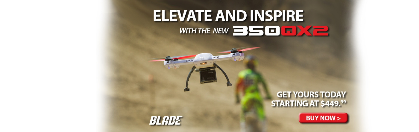 Blade 350 QX2 with SAFE Technology