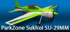 ParkZone Sukhoi SU-29MM