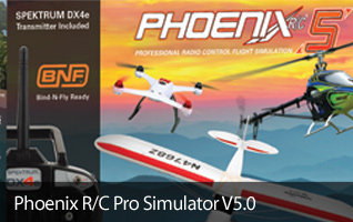 Phoenix RC Simulator Version 5.0