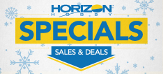 Specials - Sales and Deals